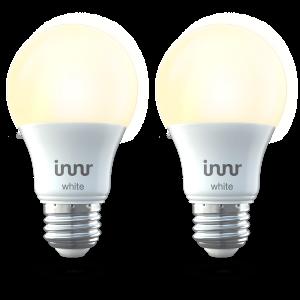 AE 260-2 Smart bulb white A19 2-pack