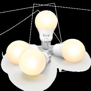 AE 260-4 Smart bulb white A19 4-pack