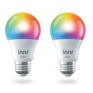 AE 280 C-2 Smart bulb color A19 2-pack
