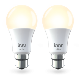 BY 265-2 B22 bulb white 2-pack