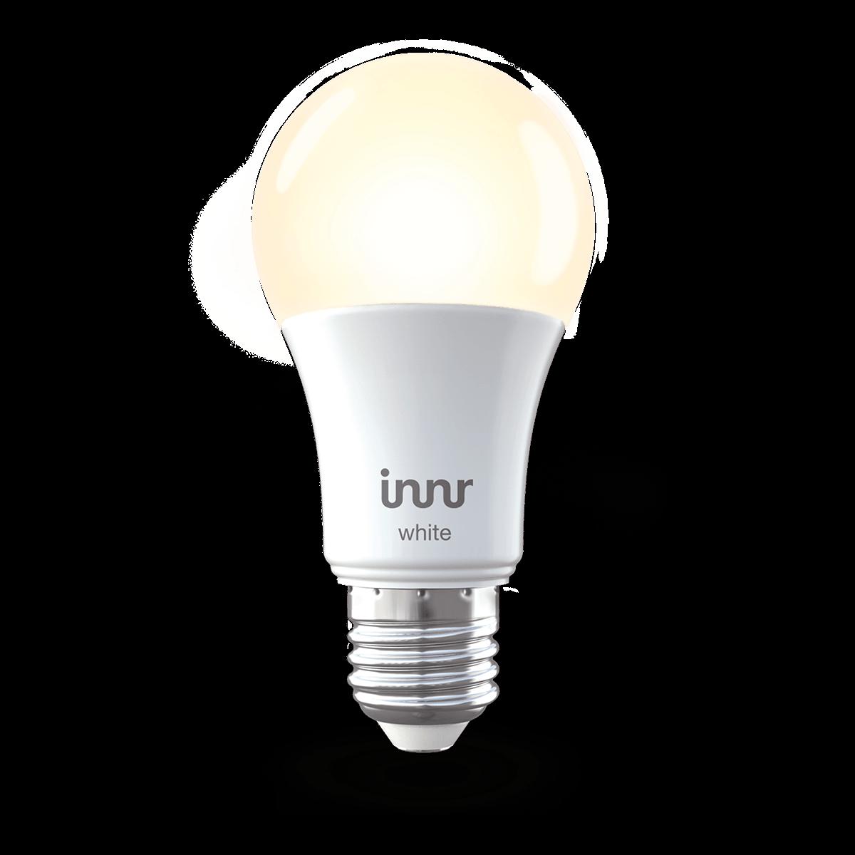 Smart Bulb White E27 1 Pack Innr Lighting