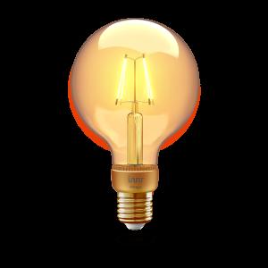 RF 261 Filament Vintage Globe E27 Bulb