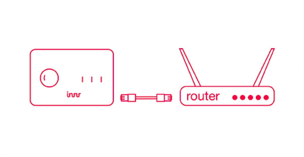 connect bridge to router