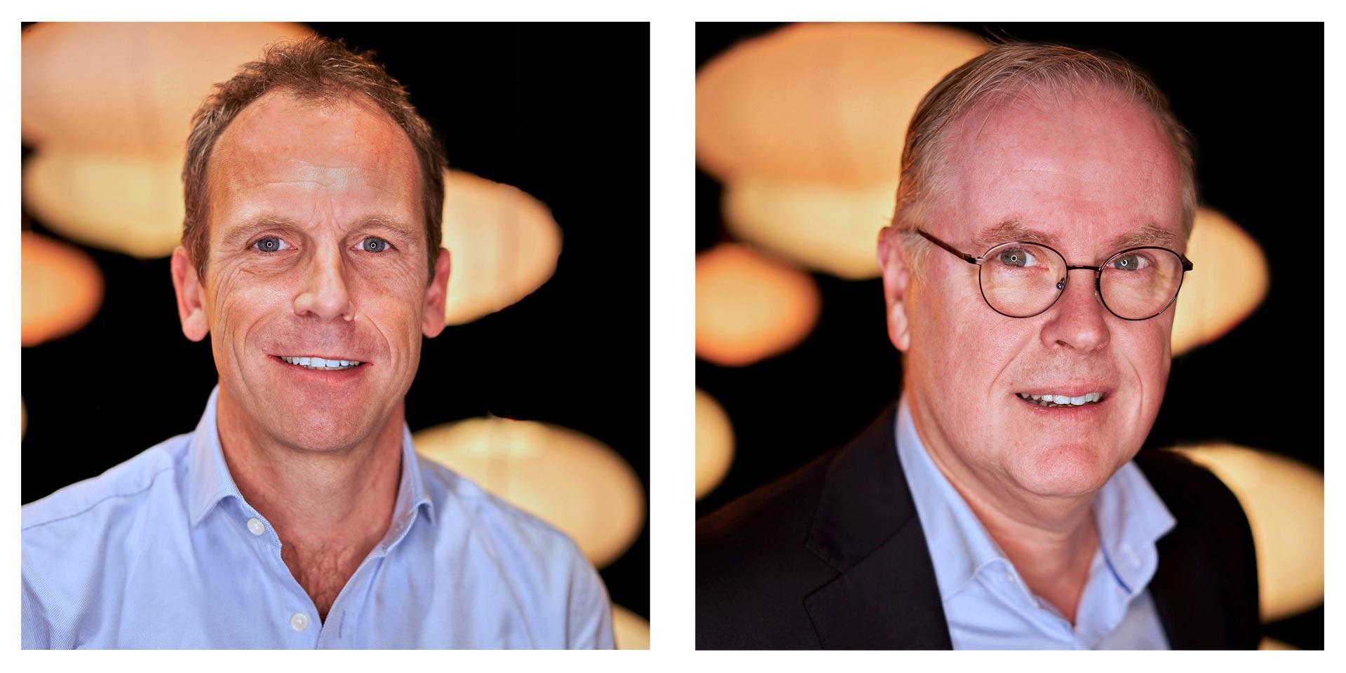 Innr founders Jeroen & Rob
