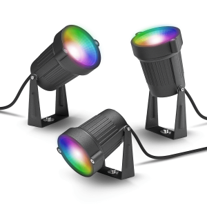Outdoor Spot Light Colour 3-pack