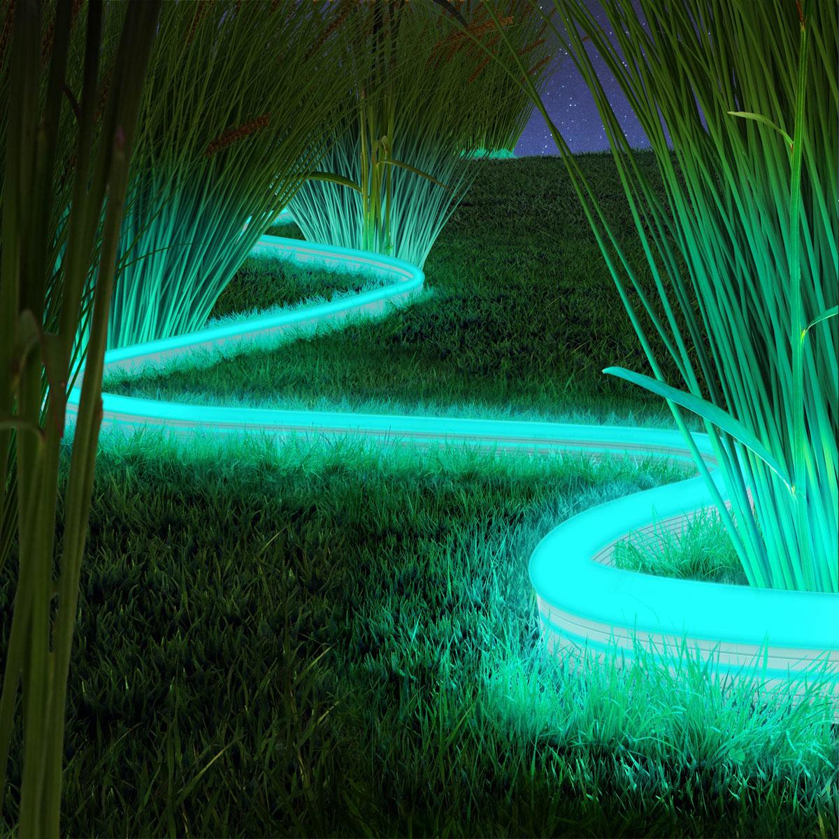 Outdoor Flex Light Garden