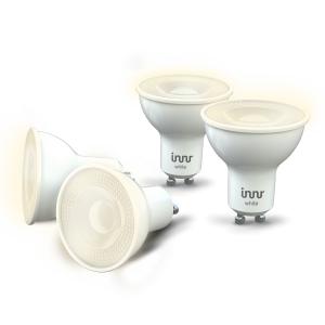 GU10 White LED RS 226-4 wireless dimmable 4-pack