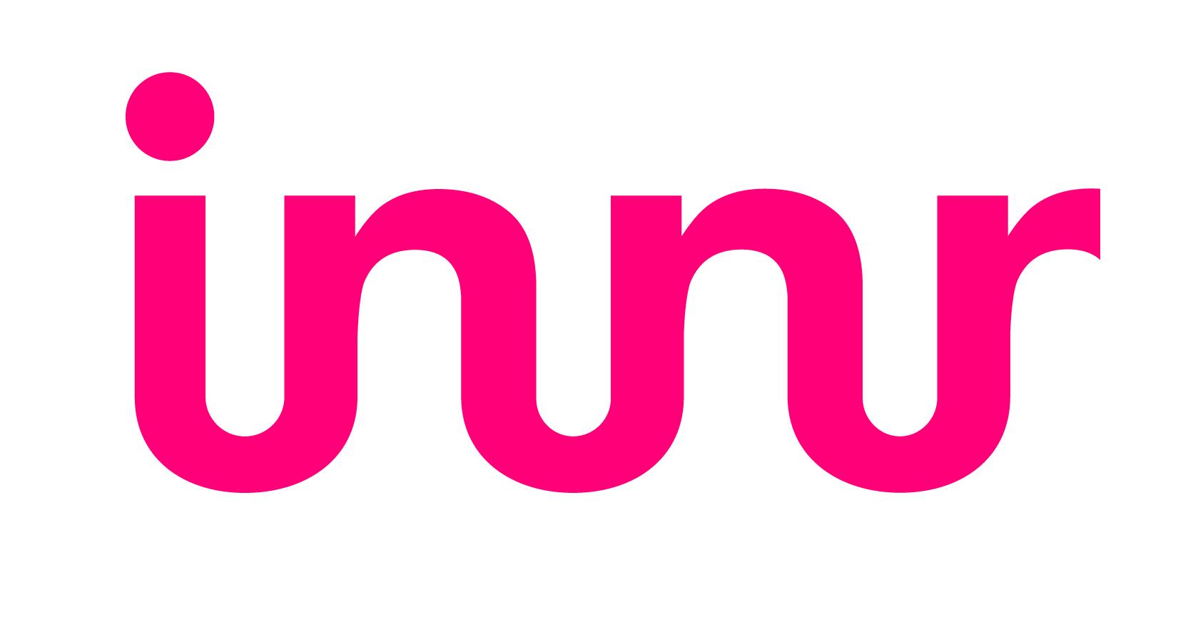 Innr logo - Eingetragene Marke unter Lighting Fundamentals IP B.V.