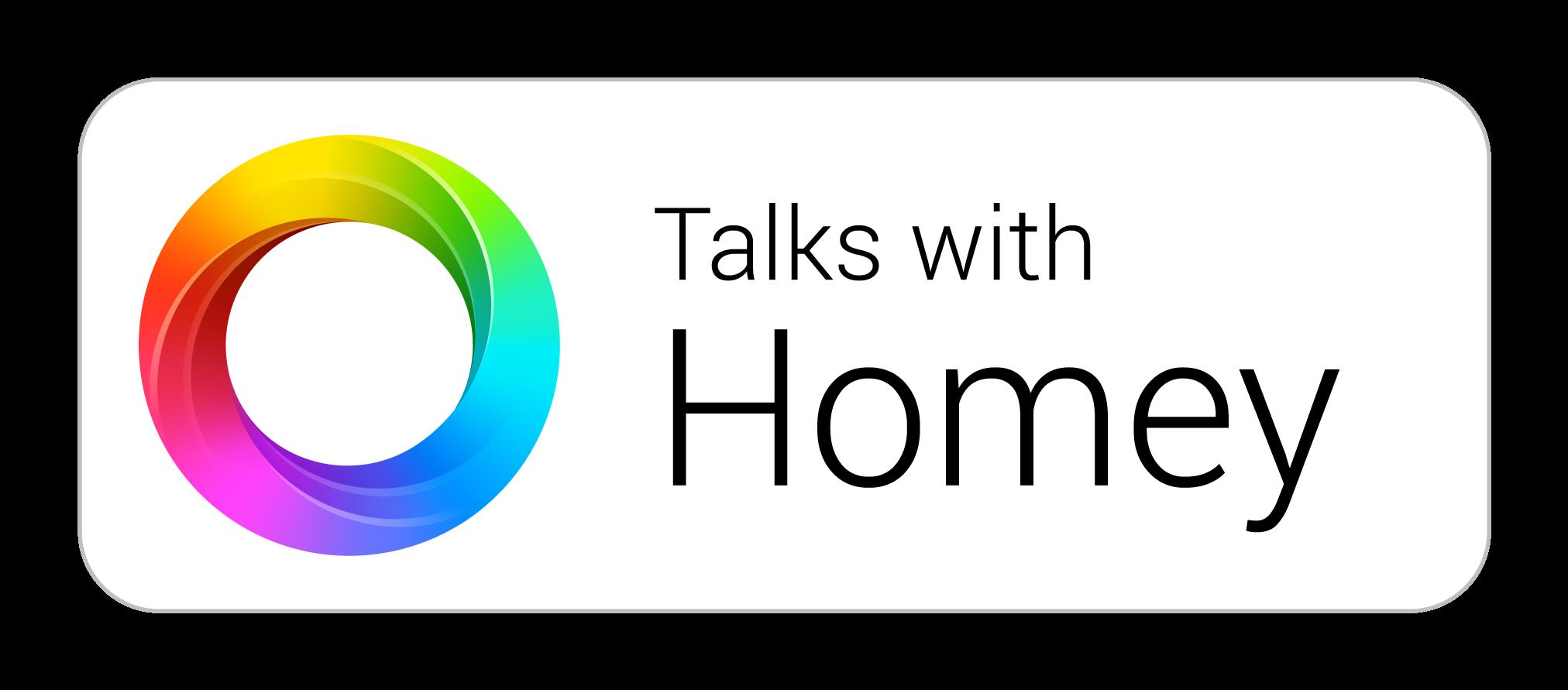 Talks with Homey logo