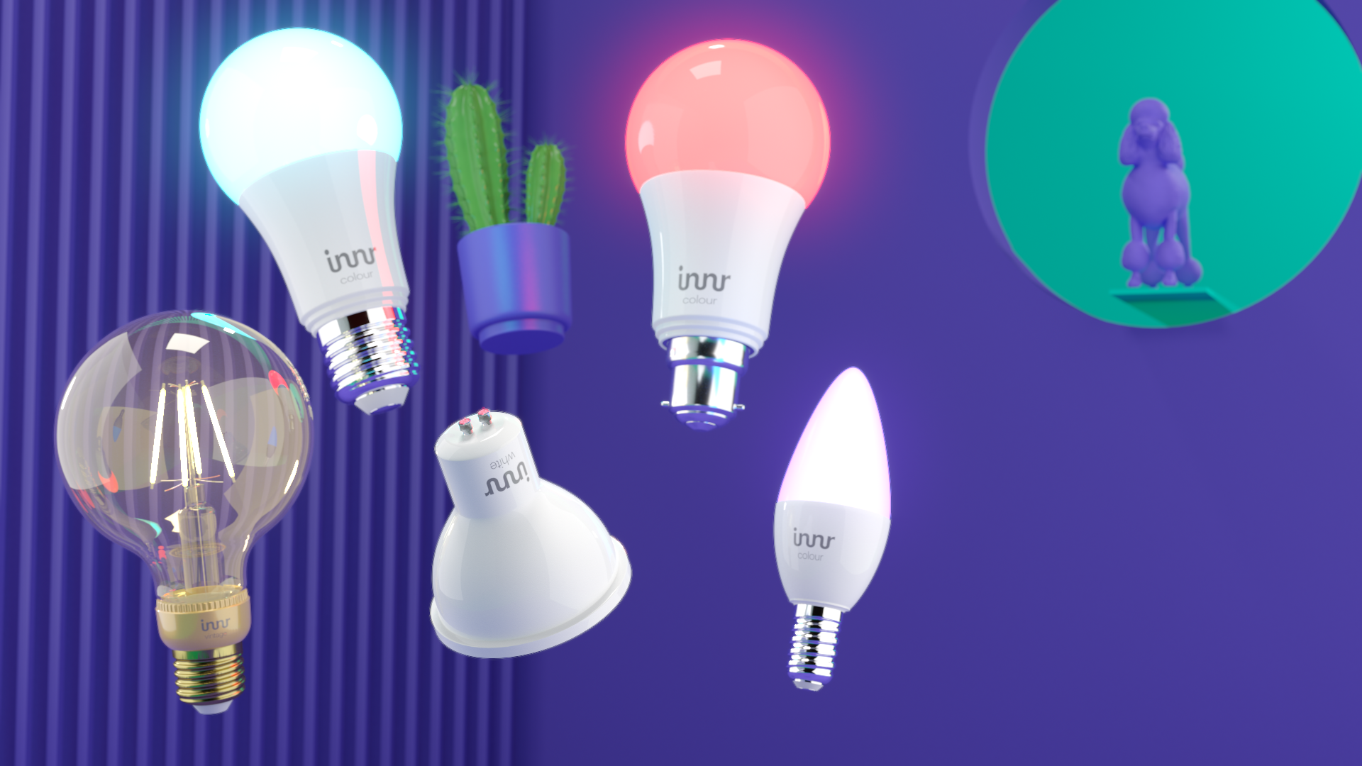 Retrofit Innr Smart bulbs