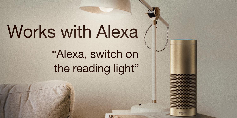 Voice Control with Alexa