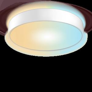 Round Ceiling Lamp Comfort