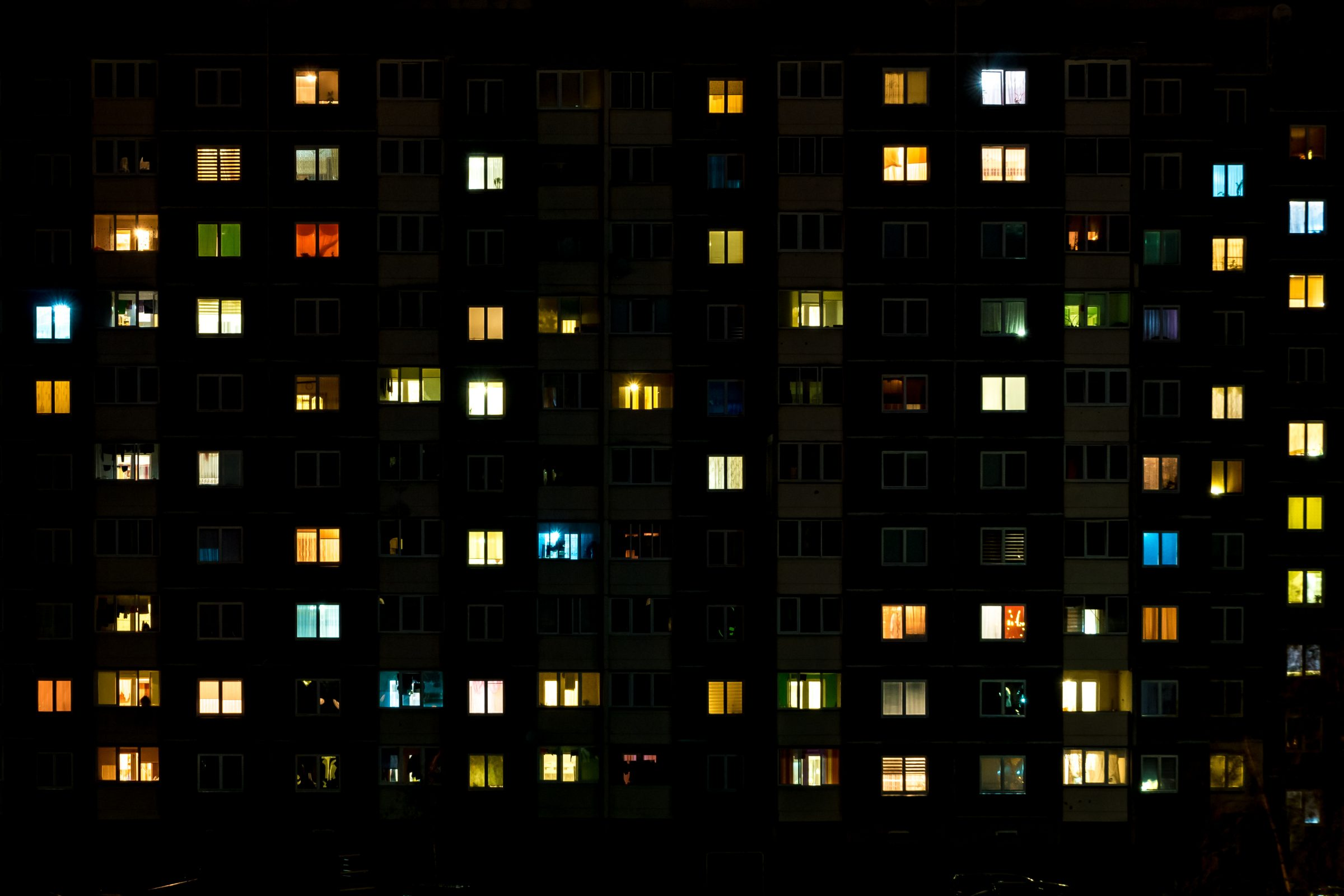 Use smart lighting when you're out for the night or on holiday to help you deter robberies